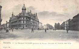 ANVERS - La Banque Nationale. - Antwerpen