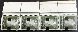 Turkey, Sandjak Alexandrette& Hatay ,(Ataturk)25 Sant,4 Stamps,MNH.with Errors... - 1934-39 Sandjak Alexandrette & Hatay