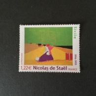 FRANCE 2005 Nicolas De Stael Artiste Superbe-MUH Yv3762 - Neufs