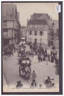 BOURGES - FETE DES MUSES - VOITURES FLEURIES - TB - Bourges