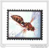 Canada, 2010, Insecte, - 1952-.... Reinado De Elizabeth II
