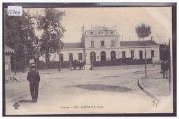 GUERET - LA GARE - TB - Guéret