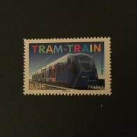 FRANCE 2006  54c  Tram-Train Superbe -MUH Yv3985 - Frankreich