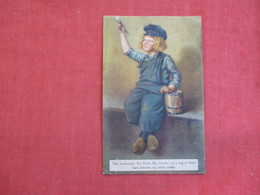Dutch Boy Painter  Ref 2897 - Publicité