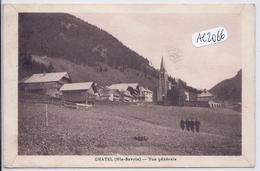 CHATEL- VUE GENERALE - Châtel