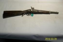 FUSIL A PISTON - Decorative Weapons
