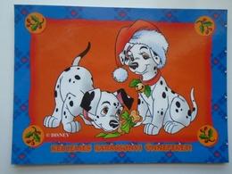 D157643  Hungary DISNEY Card  101 Dalmatian - Disney