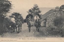 H85 - 74 - SALEVE - Haute-Savoie - En Route Pour Les Treize-Arbres - Autres Communes