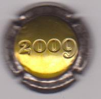 Capsule Champagne UNION CHAMPAGNE SE SAINT GALL ( 26 ; Millésime 2009 ) 5€ {S12-18} - Champagne