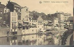 CHARLEROI  :  Vieilles Maisons Sur La Sambre - Charleroi
