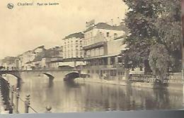 CHARLEROI  :  Pont Sur La Sambre - Charleroi