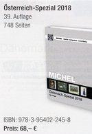 MICHEL Spezial Katalog 2018 Briefmarken Österreich Neu 68€ Bosnien Lombardei Venetien Catalogue Stamps/bloc Austria - Autriche