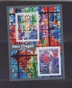 2017-N°F5116** M.CHAGALL - Unused Stamps