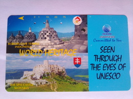 UNESCO 75 Units - Indonesia