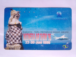Indonesia Air Show 96;  75 Units - Indonesia