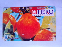 Hero Supermarket 100 Units - Indonesia