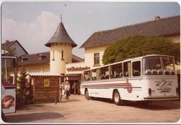 JONCKHEERE DAF AUTOBUS/COACH/TOURINGCAR  'De Jong Intratours - E.S.A. Marum - Groningen' - Haus Steinbreche, Austria - Cars