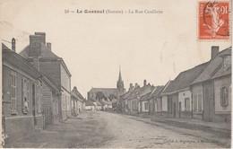80 - LE QUESNEL - La Rue Couillette - France