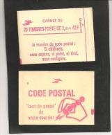 Carnet  2319 C 4 A   Daté 28.9.84   Cote 70,00   Neuf Xx - Usage Courant