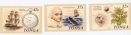 Tonga 1989-Mutilerie Du Bounty-YT748/50+ B13***MNH - Ships