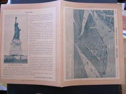 COUVERTURE CAHIER  - NEW YORK - STATUE DE LA LIBERTE - H. & Cie Paris - Buvards, Protège-cahiers Illustrés