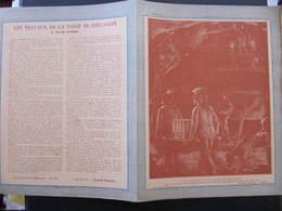 COUVERTURE CAHIER  - NEW YORK - TRAVAUX DE LA PASSE DE HELL-GATE - H. & Cie Paris - Buvards, Protège-cahiers Illustrés