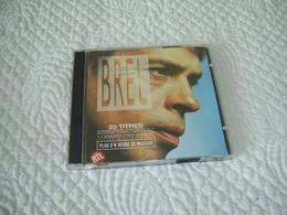 CD JACQUES BREL - Collectors
