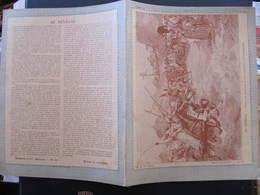 COUVERTURE CAHIER  - SENEGAL - CAVALIERS OUOLOF - H. & Cie Paris - Löschblätter, Heftumschläge
