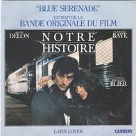 Extrait De La Bande Originale NOTRE HISTOIRE Avec Alain Delon & Nathalie Baye -Film De Bertrand Blier - Filmmusik