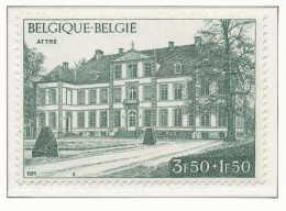 D- [150947] **/Mnh-[1605] Belgique 1971, Propagande Pour L'exposition 'BELGICA  1972', Château D'Attre, SNC - Châteaux