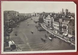 VENEZIA - Canal Grande - Epoca NV - Venezia