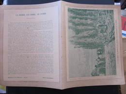 COUVERTURE CAHIER  - LA CUEILLETTE DU HOUBLON - H. & Cie Paris - Farm