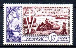 AEF. PA 57 De 1954. Libération. - Guerre Mondiale (Seconde)
