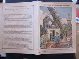 COUVERTURE CAHIER  - LA TELESCOPIE - Collection Charier - Blotters