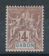 Gabon  N°18 (*) - Gabon (1886-1936)