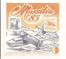 CNEP N° 6 NEUF ** LUXE - MASSILIA 1985 : Cote: 10€ - CNEP