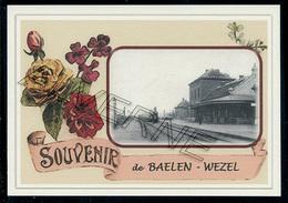 BAELEN - WEZEL   ...gare Souvenir  Creation Moderne Série Limitée - Balen