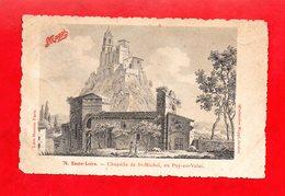 43 - Le Puy En Velay : La Chapelle De Saint Michel, Cpa écrite - Le Puy En Velay