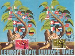 CMax 1222-23 Europa - Maximum Cards