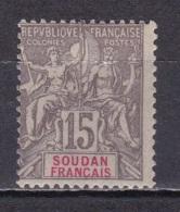Soudan N° 17* - Soudan (1894-1902)