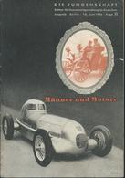 Die Jungenschaft,Folge 11 / 1936, Magazines For Hitlerjugend, Heimabend Im Deutschen Jungvolk, HJ, Pimpf - Loisirs & Collections