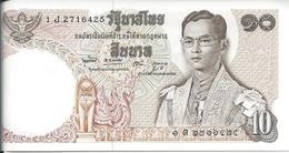 Thailande   10 Bath   Nd(1978)     P83a   NEUF - Thailand