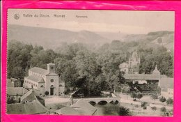 Cpa  Carte Postale Ancienne  - Nismes Vallee Du Viroin Panorama - Autres