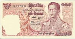 Thailande   100 Bath   Nd(1978)     P85a   Spl - Tailandia