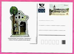 3026 - TCHEQUIE  --  Carte  Postale - Tchéquie