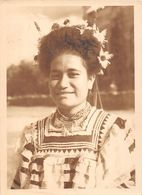 WALLIS-et-FUTUNA  - Femme WALLISIENNE Avant Son Mariage - Voir Description - Wallis E Futuna