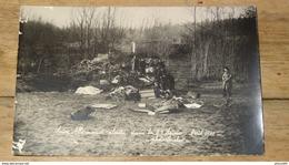 Carte Photo Avion Allemand Abattu En Avril 1940 ................... DIV-975 - Non Classés