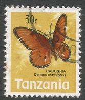 Tanzania. 1973 Definitives. 30c Used. SG 162 - Tanzania (1964-...)