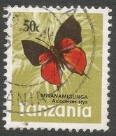 Tanzania. 1973 Definitives. 50c Used. SG 164 - Tanzania (1964-...)