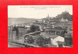 43 - Le Puy En Velay : Le Quartier Saint Jean, Cpa écrite En 1914 - Le Puy En Velay